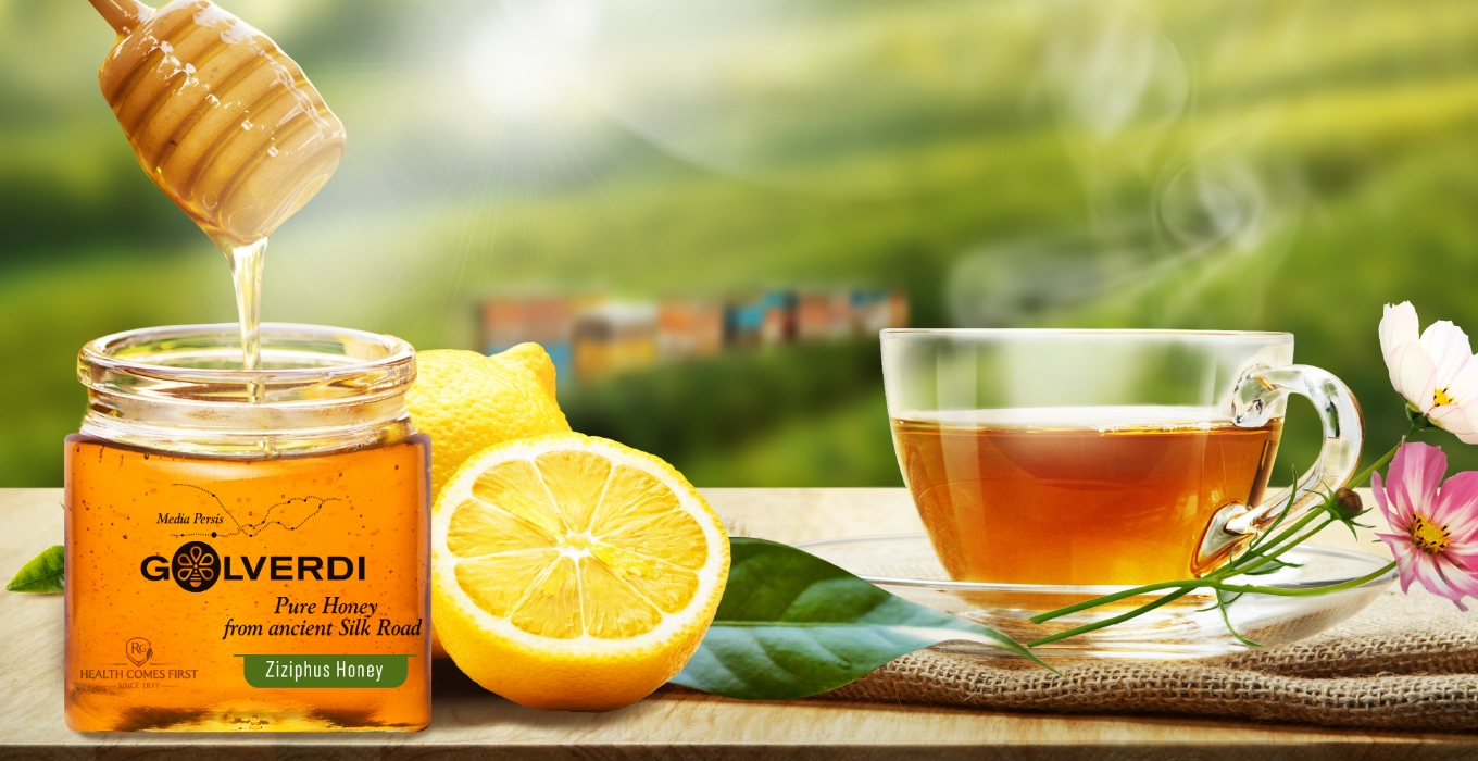 Golverdi Pure Honey